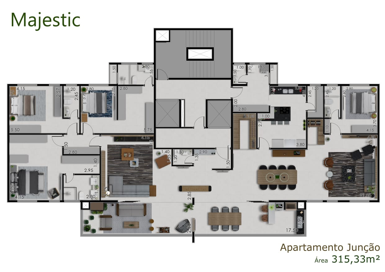 Residencial Majestic